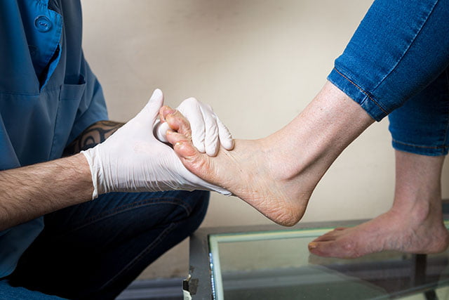 custom orthotics in Clifton Hill