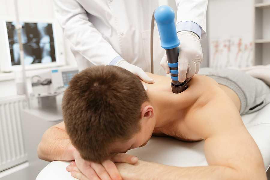 shockwave therapy in fitzroy north